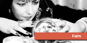 Psychic with Crystal Ball - Psychic Readings
