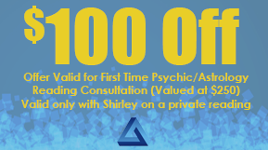Special Offer Coupon - Psychic Readings